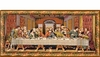Da Vinci's Last Supper II Tapestry - 517