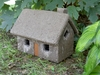 MInature English Garden Cottage
