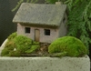 Miniature English Rose Garden Cottage