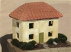 Miniature Two-Storey Tuscan Cottage