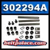 Comet 302294A Pivot Pin Kit for 500 Series Drive Clutch.