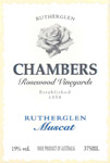 Chambers Rosewood Muscat 375ml