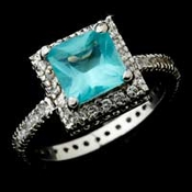 Color Accented Rings