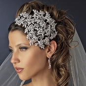 Wholesale Popular Wedding Bridal Accessories - Swarovski Crystal