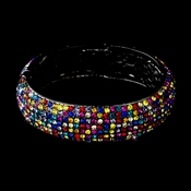 * Multi Color Bangle Bracelet 8332 *Only 1 left*
