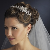 * Bridal Headband with Side Accent HP 8231