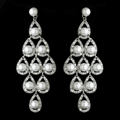Bridal Earrings on Closeouts