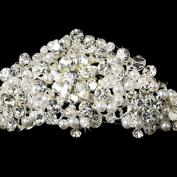 Pearl  Bridal Headpieces
