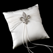 Ring Pillows with Pin On Brooches