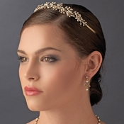 * Romantic Bridal Tiara HP 9943
