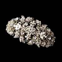 Bridal Barrettes