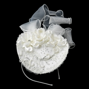 Elegant Russian Head Dress Bridal Hat Headband Hair Cap 9670