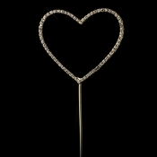 Gold Open Heart Bouquet Jewelry 221