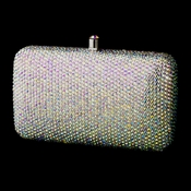 Crystal Covered AB Evening Bag 0129