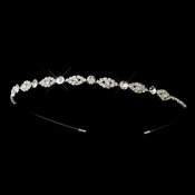 Silver Headpiece 70826