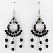 Earring 20371 Black