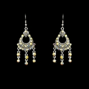 Earring 20371 Silver AB
