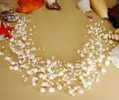 * Couture Freshwater Pearl Illusion Necklace N 8192