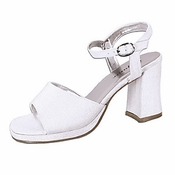 * DS-35 Dyeable Bridal Wedding Shoes 5026