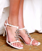 En Vogue Dyeable Bridal Wedding Shoes 5006
