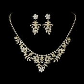Necklace Earring Set 7207 Gold