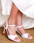 Romance Dyeable Bridal Wedding Shoes 5027