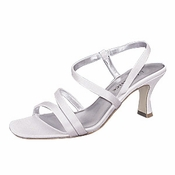 Goddess Dyeable Bridal Wedding Shoes 5018