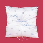 Sweet 15 Ring Bearer Pillow