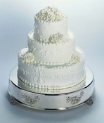 Wedding Cake Tableau Stands