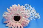Crystal Couture Fascinator Headband (One of A Kind)