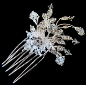 * Crystal Hair Pin 1613