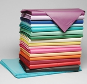 """Reams of Colored Tissue Paper - 20"""" x 26""""- 1 Ream/Pack 480 Sheets"""