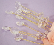 Crystal Bouquet Jewels BQ 200 Gold