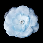 Light Blue Bold Bridal Flower BQ 4908