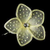 * Hair Pin 903 Light Yellow