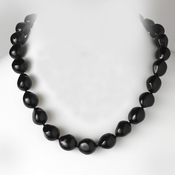 * Necklace 8325 Black *Only 5 Left*