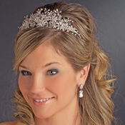 Couture Crystal Tiara HP 8486