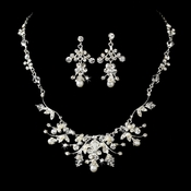 Beautiful Necklace Earring Set NE 7204