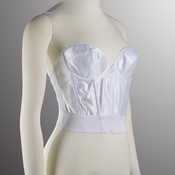 Bra Long Line 203 White