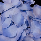 Two-tone Periwinkle Rose Petals (100 Count) #20