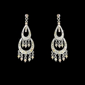 * Earring 804 Silver AB