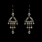 * Earring 8266 Gold *Only 3 Left*