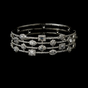 Exquisite Bangle Bracelet B 8167