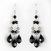 * Earring 8272 Black