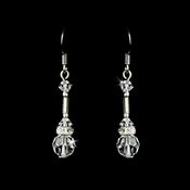 * Earring 235 Clear **Discontinued**