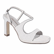 * AR-001 Sling Dyeable Bridal Wedding Shoes