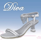 Diva Formal Evening Shoes