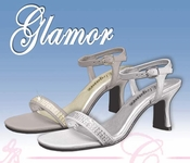 * Glamour Formal Evening Shoes 5042