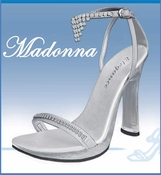 Madonna Formal Evening Shoes