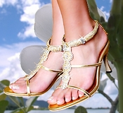 * Cleopatra - Celebrity Style Party Shoe